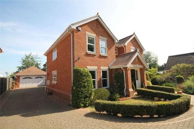 5 Bedrooms Detached House for sale in Bromham Road, Biddenham, Bedford