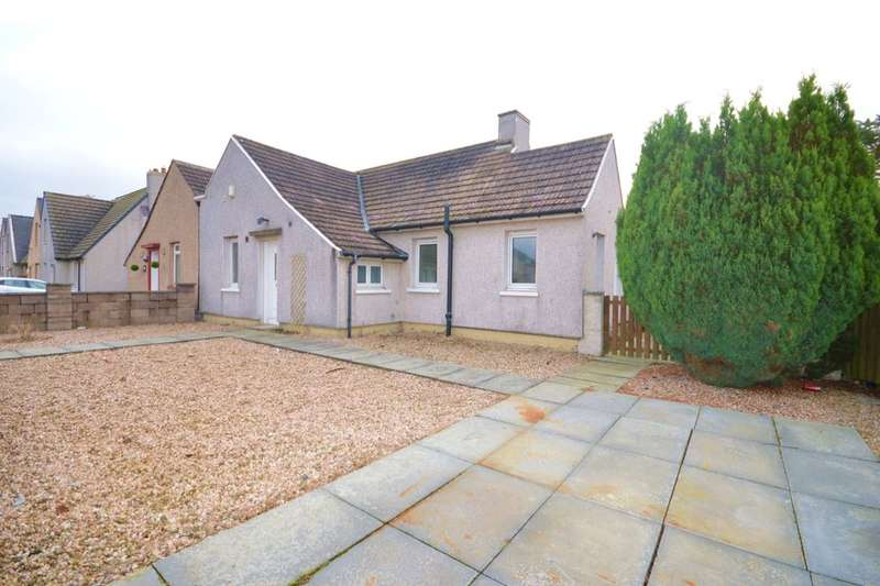 2 Bedrooms Semi Detached Bungalow for sale in Dundonald Park, Cardenden, KY5