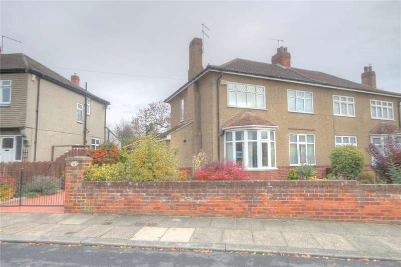 3 Bedrooms Semi Detached House for sale in Baydale Road, Darlington, DL3