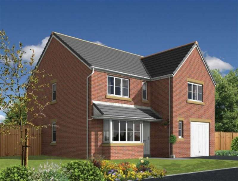 4 Bedrooms Detached House for sale in Woodshaw Meadows, Royal Wootton Bassett, Wiltshire