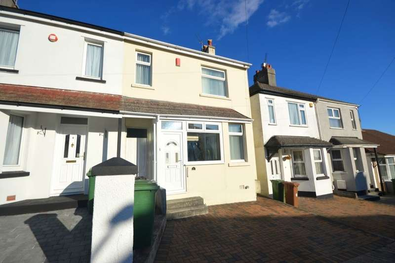 3 Bedrooms Property for sale in Oakcroft Road, Beacon Park, Plymouth, PL2