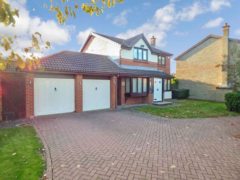 4 Bedrooms Property for sale in Whitworth Meadow, Binchester Moor, Durham, DL16 7BH