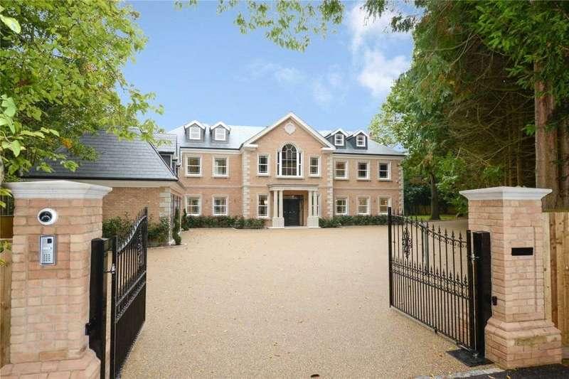 7 Bedrooms Detached House for sale in Onslow Road, Hersham, Walton-on-Thames, Surrey, KT12