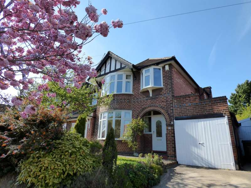 3 Bedrooms Detached House for rent in Ridsdale Road, Nottingham