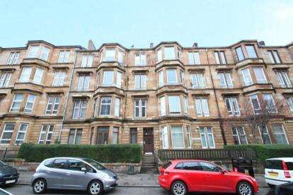 2 Bedrooms Flat for sale in Onslow Drive, Dennistoun, Glasgow