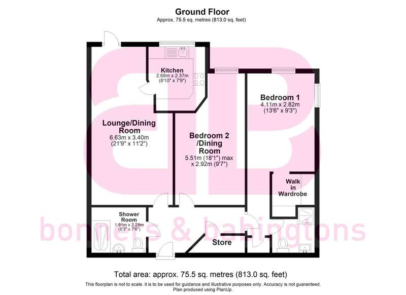 2 Bedrooms Apartment Flat for sale in Longwick Road, Princes Risborough
