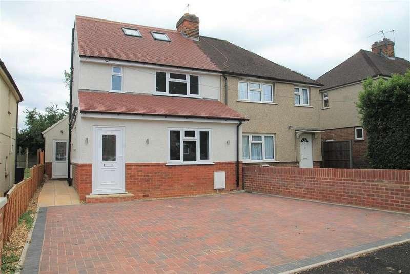 4 Bedrooms Semi Detached House for sale in Kentons Lane, Windsor