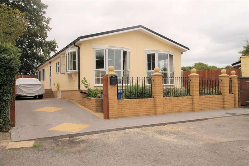 3 Bedrooms Park Home Mobile Home for sale in Brownfield Gardens, Maidenhead