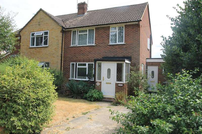 3 Bedrooms Semi Detached House for sale in Burnetts Road, Windsor