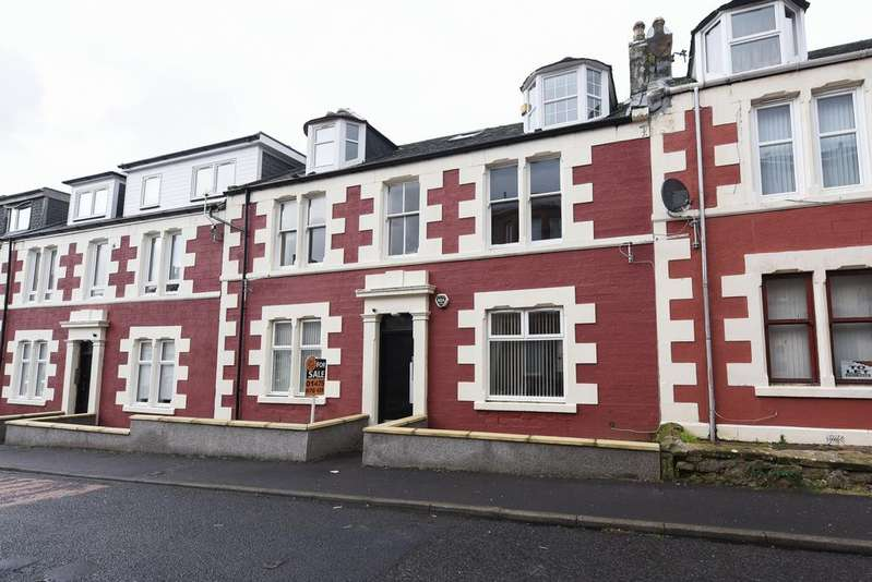 1 Bedroom Ground Flat for sale in Nelson Street, Largs KA30