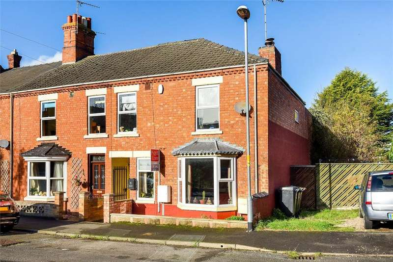 4 Bedrooms End Of Terrace House for sale in Queen Street, Sleaford, NG34