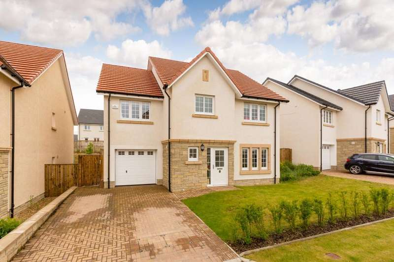 4 Bedrooms Detached House for sale in 15 Talla Street, Liberton, EH16 6FL