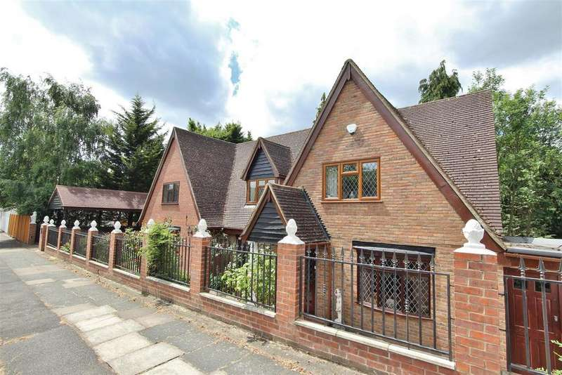 5 Bedrooms Detached House for sale in Ridgeway Road North, Osterley