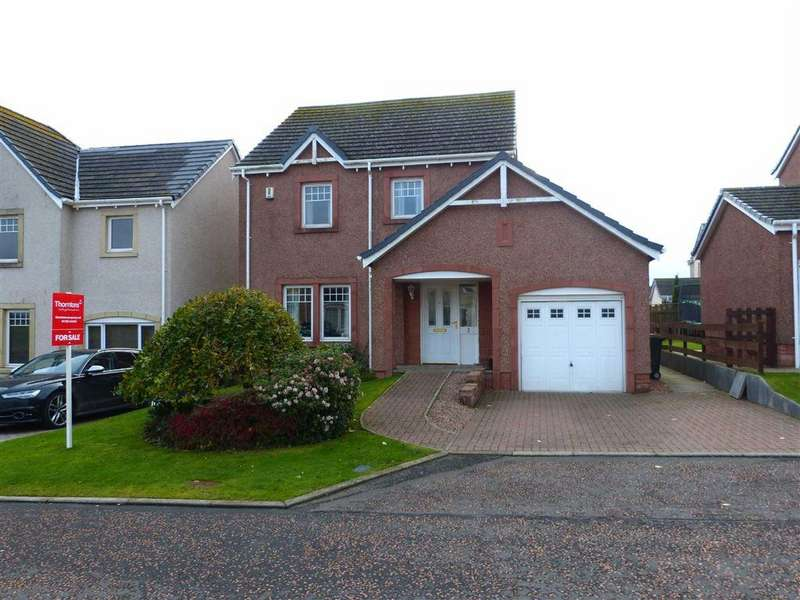 4 Bedrooms Detached House for sale in Maggie Duncan Close, Inchture, Perthshire
