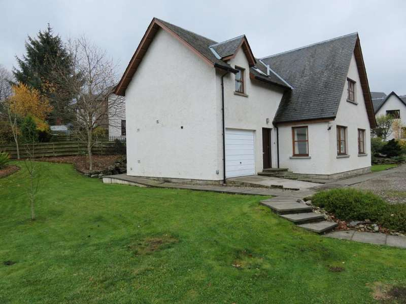 5 Bedrooms Detached House for sale in 1 Orchard Brae, Aberfeldy PH15 2BF