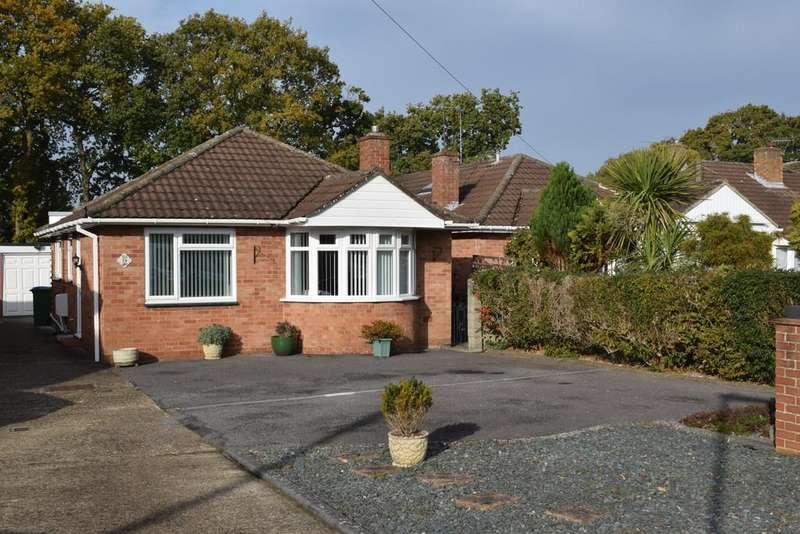 2 Bedrooms Detached Bungalow for sale in Appleton Road, Fareham