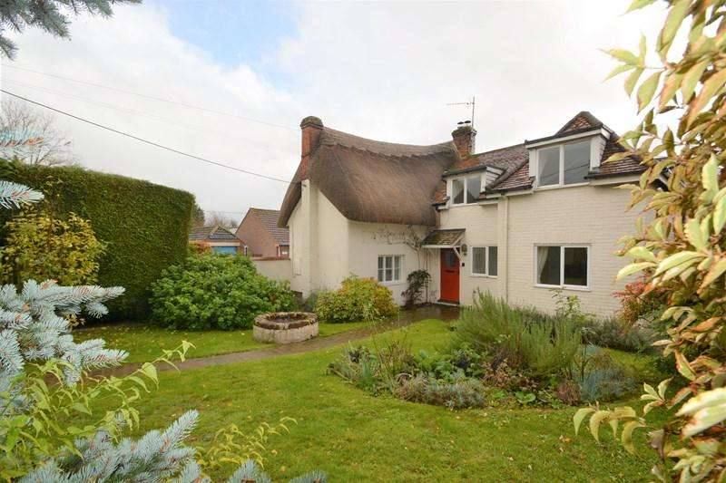 4 Bedrooms Cottage House for sale in Sarson Lane, Amport, Andover
