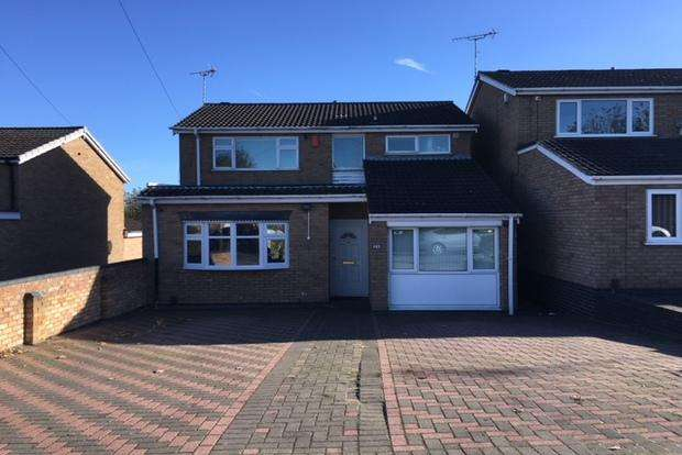 3 Bedrooms Detached House for sale in Darlington Road, off Groby Road, Leicester, LE3