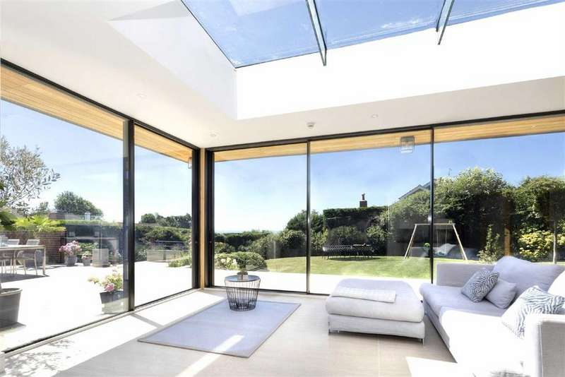 7 Bedrooms Detached House for sale in Hill Drive, Brighton And Hove, East Sussex