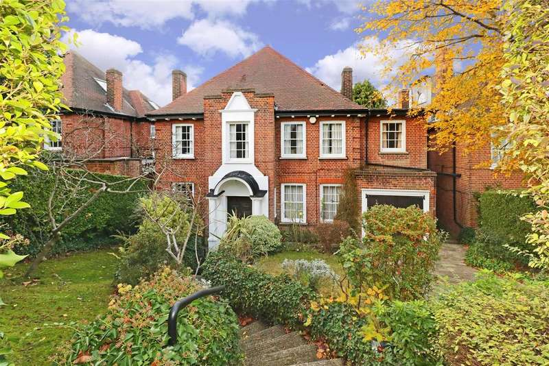 4 Bedrooms Detached House for sale in Shepherds Hill, Highgate, London N6
