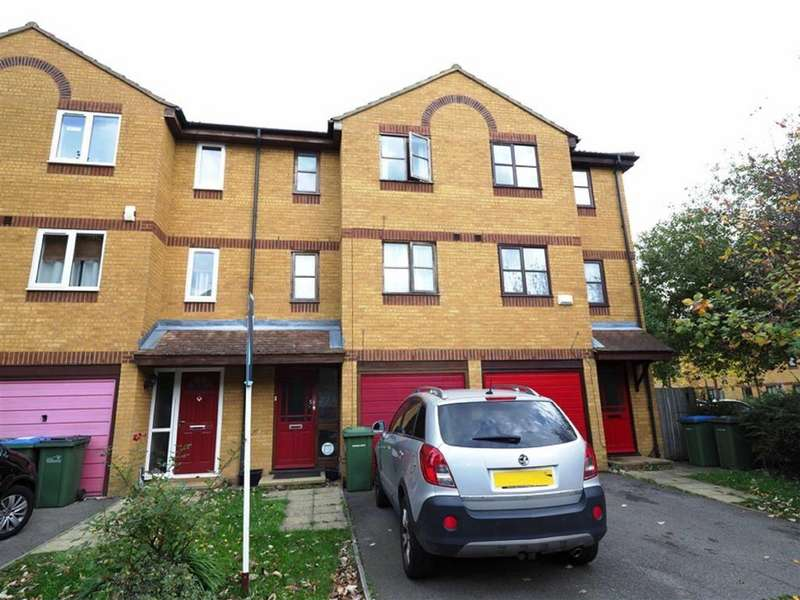 3 Bedrooms Town House for sale in Ruston Road, Woolwich, London, SE18