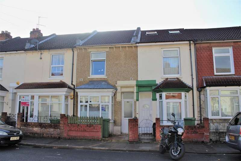 3 Bedrooms House for sale in Wilson Road, Portsmouth