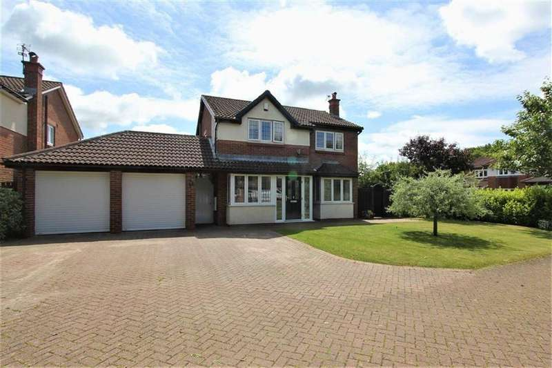 4 Bedrooms Detached House for sale in Grange Drive, Stokesley