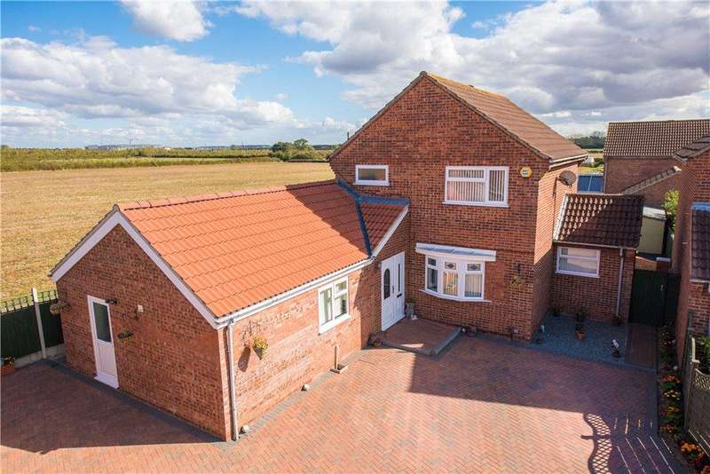 3 Bedrooms Detached House for sale in Elmsdale Road, Wootton, Bedford, Bedfordshire