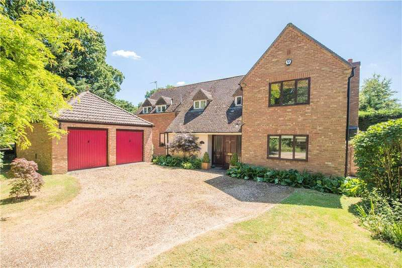 5 Bedrooms Detached House for sale in Westfield Road, Oakley, Bedford, Bedfordshire