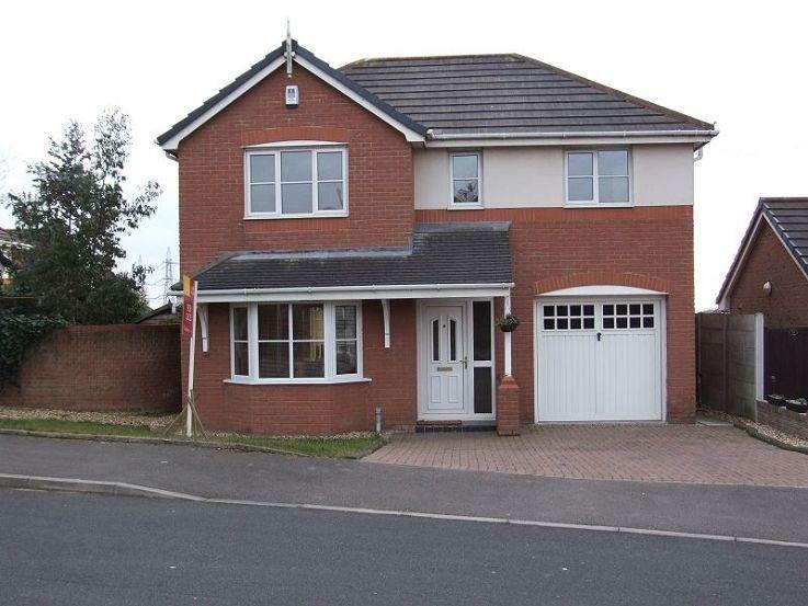 4 Bedrooms Detached House for sale in Saxon Heights Windermere Park Heysham