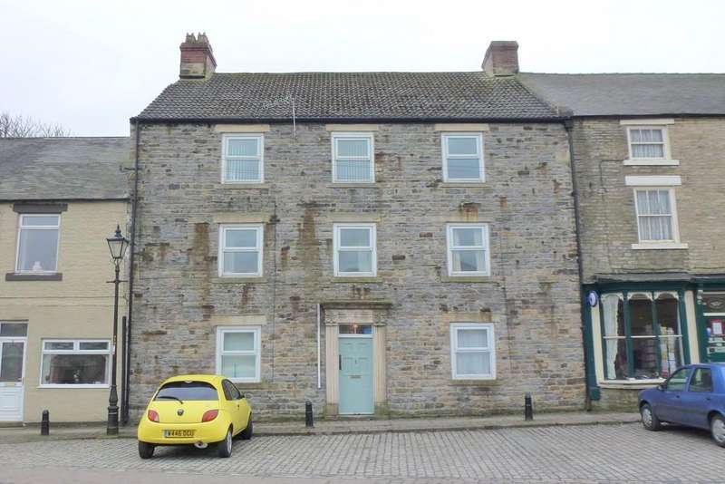 2 Bedrooms Flat for sale in Market Place, St Johns Chapel
