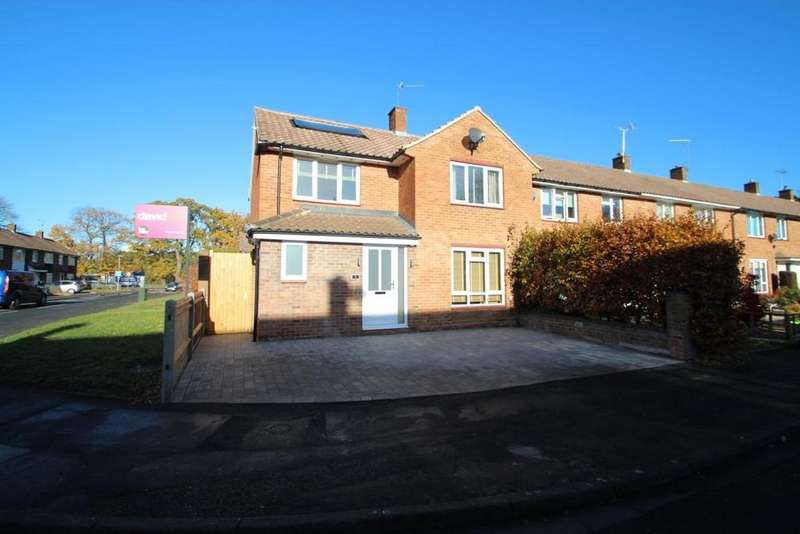 4 Bedrooms End Of Terrace House for sale in Longwater Road, Bracknell, RG12