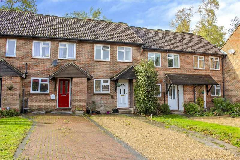 2 Bedrooms Terraced House for sale in Leicester, Bracknell, Berkshire, RG12