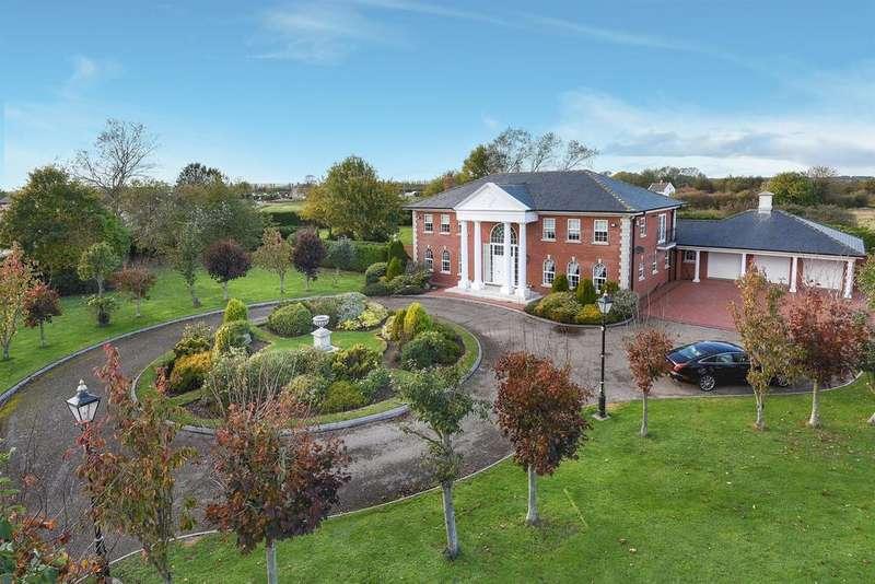 5 Bedrooms Detached House for sale in Rectory Lane, Addlethorpe, Skegness, PE24 4TH