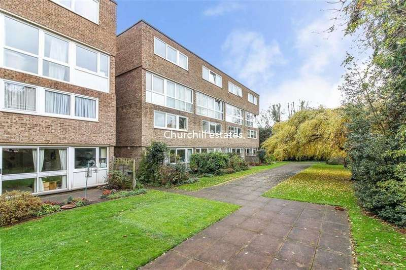 2 Bedrooms Apartment Flat for sale in Woodleigh, Churchfields, South Woodford
