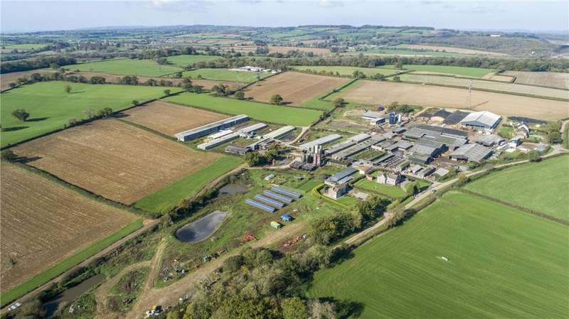 Farm Commercial for sale in Wanstrow, Shepton Mallet, Somerset, BA4