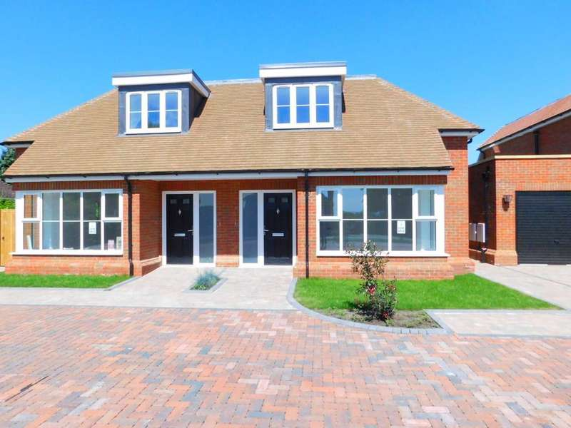 3 Bedrooms Semi Detached House for sale in Bury Meadows, Shefford Road, Meppershall, SG17 5LN