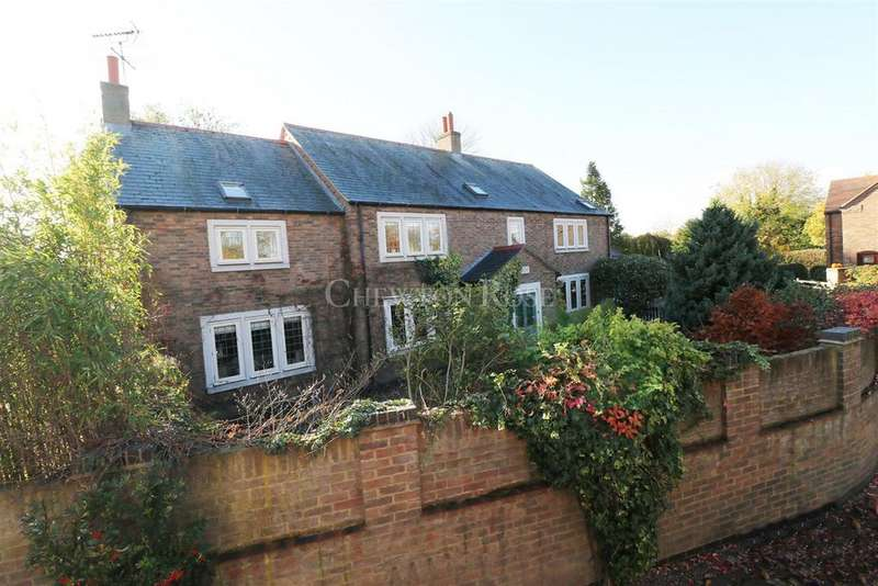 4 Bedrooms Detached House for sale in Bleasby, Nottingham, Nottinghamshire