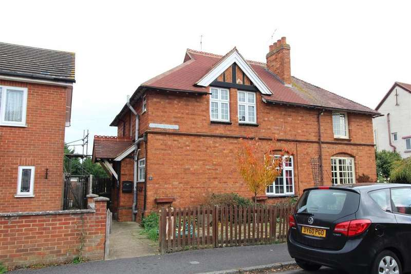 3 Bedrooms Semi Detached House for sale in Stacey Avenue, Wolverton, Milton Keynes