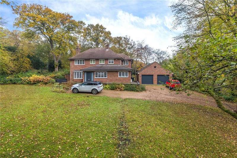 5 Bedrooms Detached House for sale in Firs Walk, Tewin, Welwyn, Hertfordshire