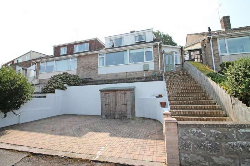 3 Bedrooms Semi Detached House for sale in Rock Avenue, Nailsea, North Somerset