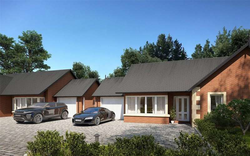 3 Bedrooms Bungalow for sale in Unit 2, The Orchard, Durdar Road, Carlisle, Cumbria