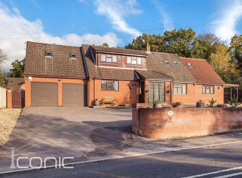 6 Bedrooms Chalet House for sale in Low Road, Hellesdon, Norwich