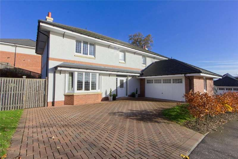 5 Bedrooms Detached House for sale in Earls View, Milngavie