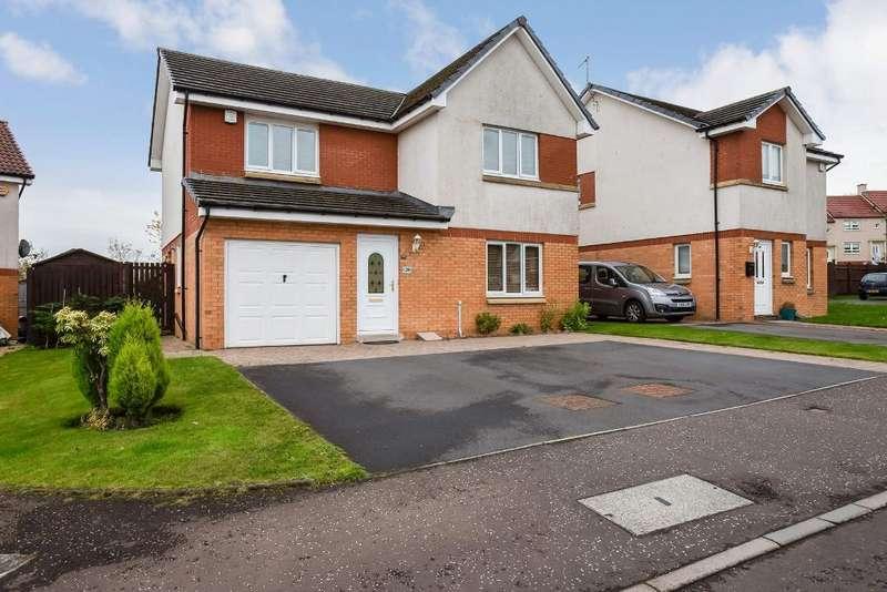 4 Bedrooms Detached House for sale in Glenlyon Place, Rutherglen, Glasgow, G73 5PL