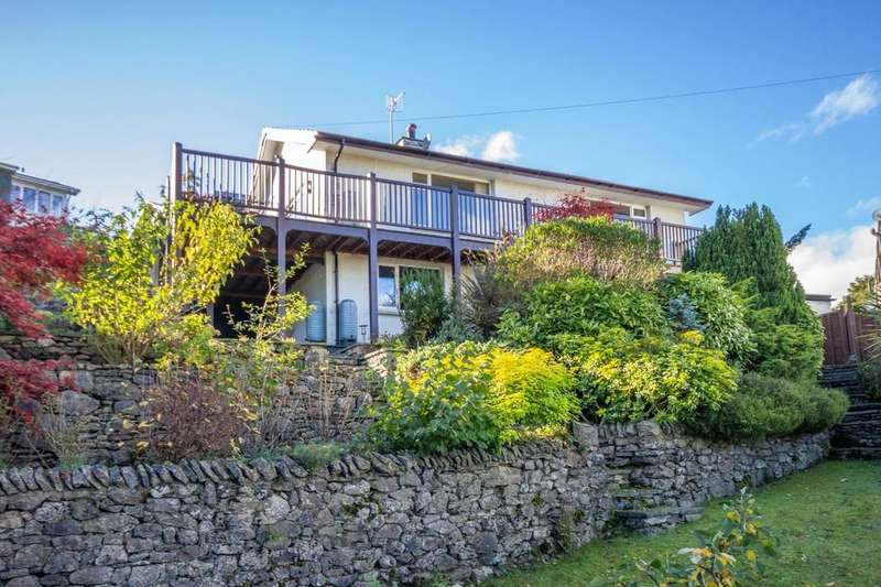 4 Bedrooms Detached House for sale in The Bramleys, Bell Hill, Lindale