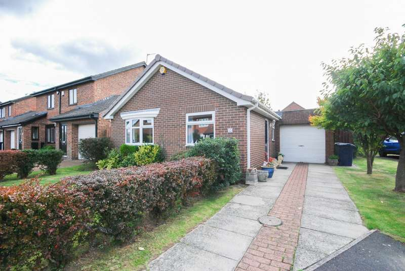 2 Bedrooms Bungalow for sale in Portchester Grove, Boldon Colliery