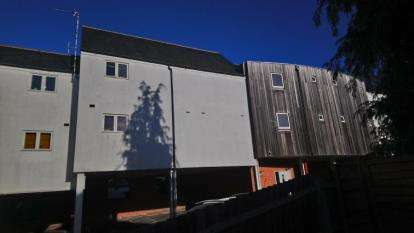 2 Bedrooms Flat for sale in Castle Point, Hinckley, Leicester, Leicestershire