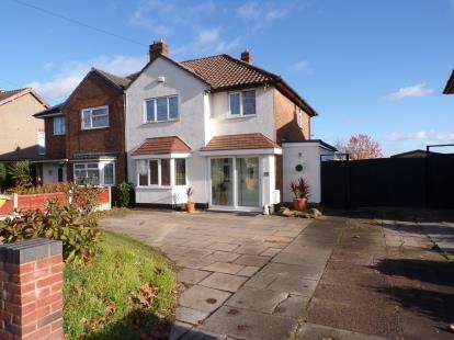 3 Bedrooms Semi Detached House for sale in Park Lane, Wednesbury, West Midlands