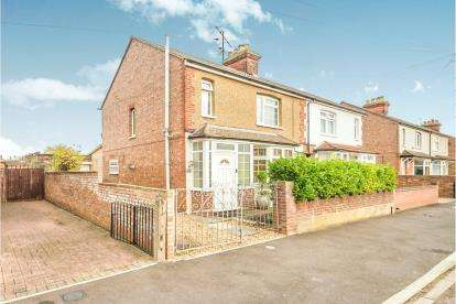 3 Bedrooms Semi Detached House for sale in All Saints Road, Queens Park, Bedford, Bedfordshire